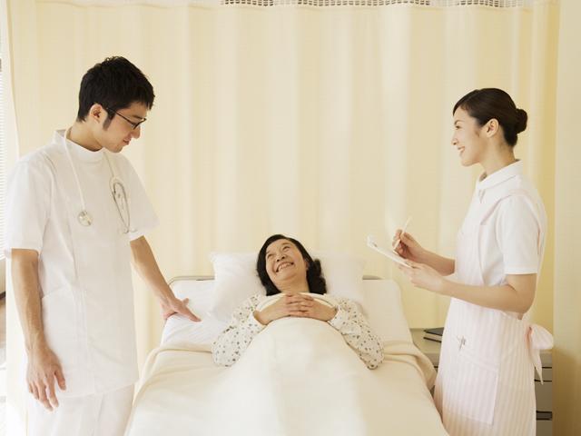 老人病院勤務時代の思い出
